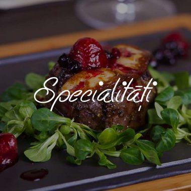 Specialități